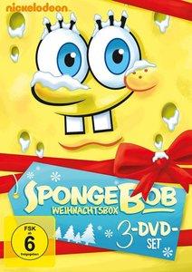 SpongeBob Schwammkopf - Weihnachtsbox