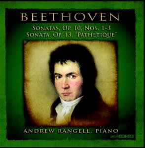 Sonatas,op.10,Nos.1-3/Sonata,op.13,'Pathetiqu