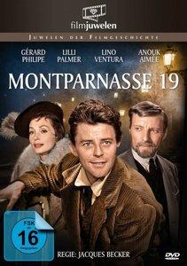 Montparnasse 19-mit Gerard P