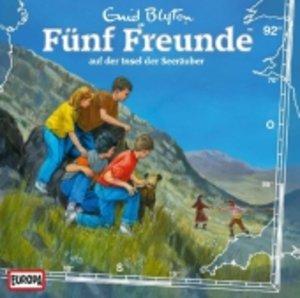 Fünf Freunde 092 auf der Insel der Seeräuber
