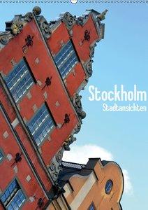 Stockholm - Stadtansichten