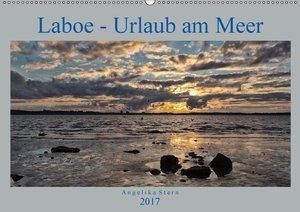 Laboe - Urlaub am Meer (Wandkalender 2017 DIN A2 quer)