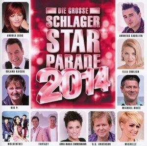 Die grosse Schlager Starparade 2014, Folge 2