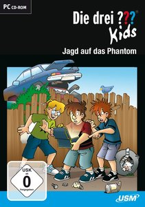 Die drei ??? Kids - Jagd auf das Phantom