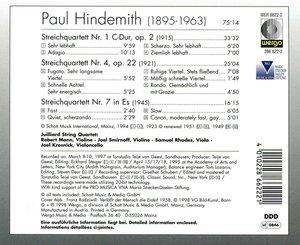 Streichquartett 1 C-Dur,op.2/Streichquarte