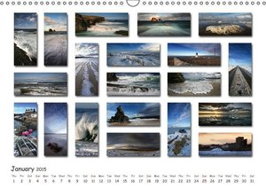 Scotland Impressions (Wall Calendar 2015 DIN A3 Landscape)