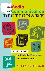 The Media and Communication Dictionary