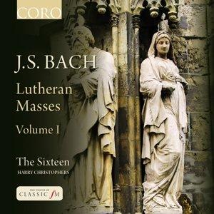 Lutherische Messen Vol.1-Messen BWV 235/233/+