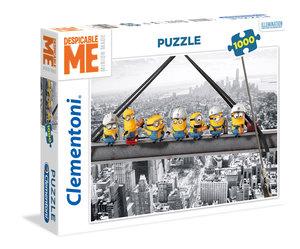 Clementoni Puzzle Minions New York 1000 Teile