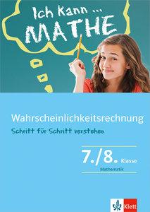 Mathe - Wahrscheinlichkeitsrechnung 7./8. Klasse