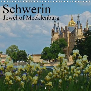 Schwerin Jewel of Mecklenburg (Wall Calendar 2015 300 × 300 mm S