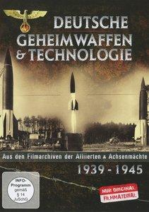 Der 2.Weltkrieg-Deutsche Geheimwaffen & Technol