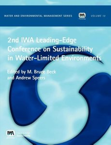 2nd Iwa Leading-Edge on Sustainability in Water-Limited Environm