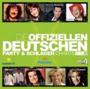 Die (offiziellen) Deutschen Party- & Schlager Char