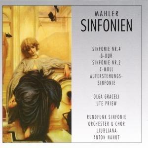 Sinfonien 4 & 2