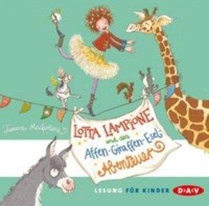 Lotta Lampione und das Affen-Giraffen-Esel-Abenteuer