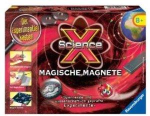 Ravensburger 18837 - ScienceX®: Magische Magnete