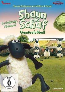 Shaun das Schaf 02. Gemüsefußball