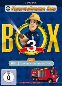 "Feuerwehrmann Sam Box 3 (inkl. ""Blitz & Donner"" & ""Der große Kna"