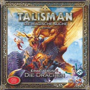 Heidelberger Spieleverlag HE419 - Talisman: Drachen, Erweiterung