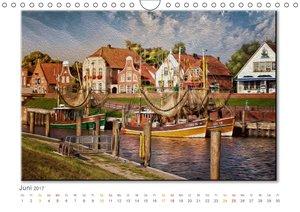 Malerisch - Ostfriesland, Landschaft am Meer