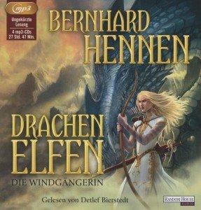 Drachenelfen(2)-Die Windjägerin
