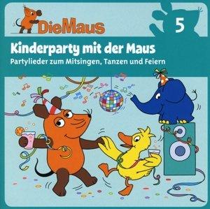 Die Sendung mit der Maus - CD 5