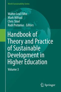 Handbook of Theory and Practice of Sustainable Development in Hi