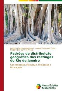 Padrões de distribuição geográfica das restingas do Rio de Janei