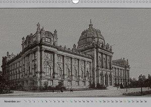 Hannover, alte Aufnahmen neu interpretiert.