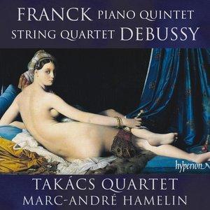 Klavierquintett in f-moll/Streichquart.in g-moll