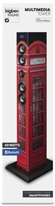 MULTIMEDIA-TOWER, Sound Tower TW1, Turmlautsprecher, phone box (