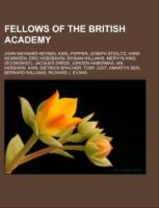 Fellows of the British Academy