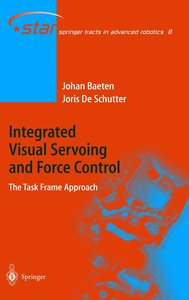 Integrated Visual Servoing and Force Control