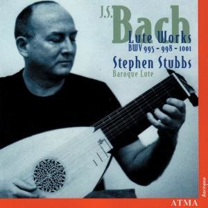 Bach: Lute Works,BWV 995,998,1001