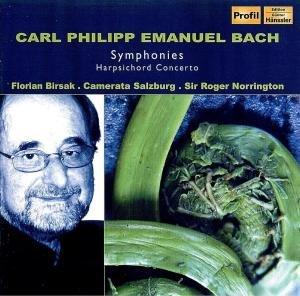 Symphonien/Cembalokonzert