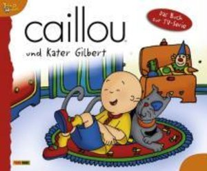 Caillou und kater Gilbert 02