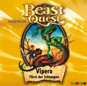 Beast Quest: Vipero,Fürst Der Schlangen
