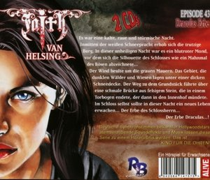 Faith - The Van Helsing Chronicles 43. Draculas Erbe