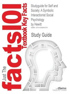 Studyguide for Self and Society