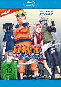 Naruto Shippuden - Staffel 09: Geschichten aus Konoha: Folge 396