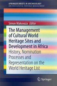 The Management Of Cultural World Heritage Sites and Development