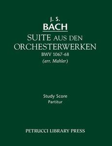 Suite Aus Den Orchesterwerken: Study Score