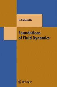 Foundations of Fluid Dynamics