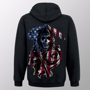 American Samcro (Zipper L/Black)