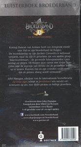 Luisterboek Broederband / 5 De Schorpioenberg / druk 1