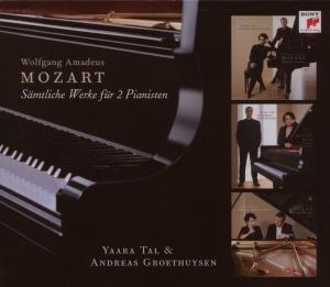 Limited Edition: Sämtliche Werke für 2 Pianisten