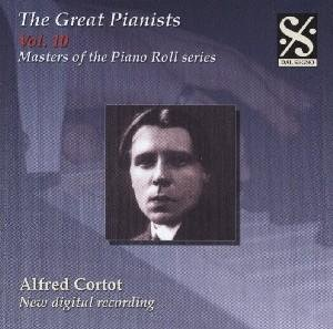 Great Pianists Vol.10/Cortot