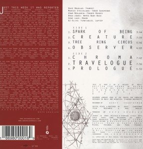 Spark Of Being: Expand (LP)