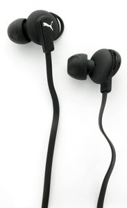 Puma Bulldogs Headset In-Ear + Mic, schwarz